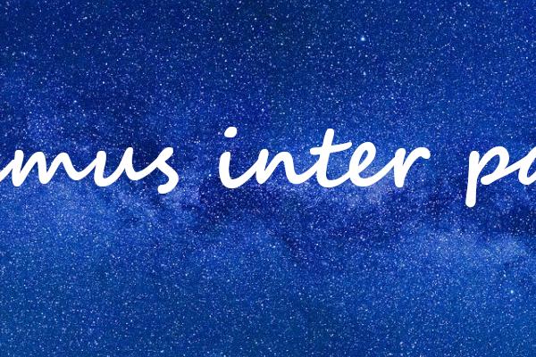 """""""PRIMUS INTER PARES"""""""