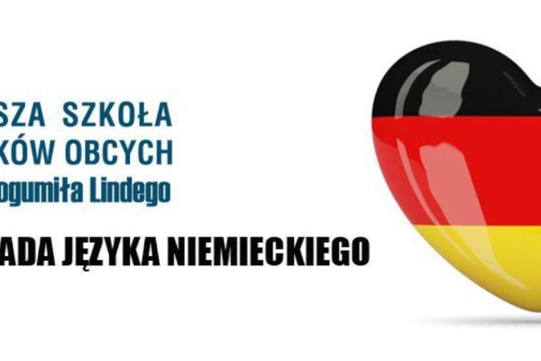 Miłosz Konopacki laureatem 44 Ogólnopolskiej Olimpiady Języka Niemieckiego