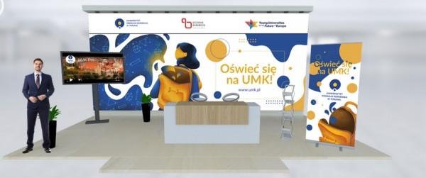 UMK na XXXV Międzynarodowym Salonie Edukacyjnym
